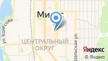 Bus service на карте