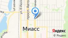 Кабинет психолога Тимура Шагадатова на карте