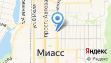 АНИГО на карте