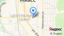 Гарант-Недвижимость на карте
