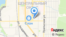 Внедренческий центр Ярошенко на карте