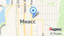 Зодиак на карте