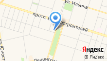Алекс на карте