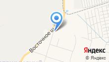B2 на карте
