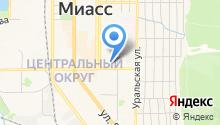 Котельня на карте