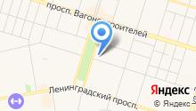 Урал-НТ на карте