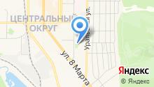 Городская психолого-медико-педагогическая комиссия на карте
