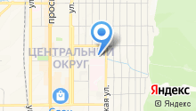 Городская больница №2 на карте