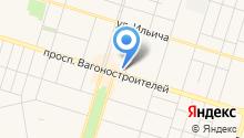 Baurotti на карте