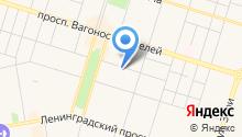 TV-сервис на карте