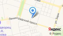 Алгоритм безопасности на карте