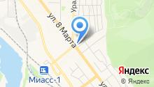 АкваБленд на карте