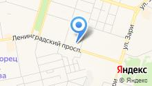 Demo-NT на карте