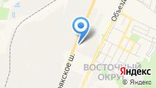 Автокомпонент Урал на карте