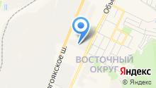 ЖБИ-Строй на карте