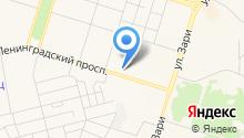 Zefir на карте