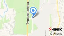 Государственный ракетный центр им. академика В.П. Макеева на карте