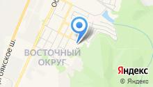 Миасский отряд поисково-спасательной службы Челябинской области на карте