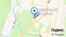 ШИНИНВЕСТ на карте