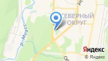 PolePosition на карте