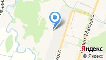 Йоки-сервис на карте