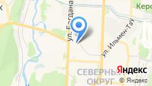 Ателье Елены Захаровой на карте