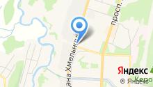 SW-Tur на карте