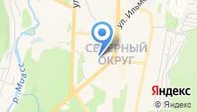 Дом красоты Елены Терентьевой на карте