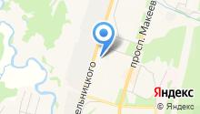 Азимут66.ру на карте