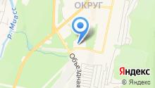 Детский сад №98 на карте
