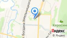 Детская школа искусств №3 им. В.А. и В.Я. Лопатко на карте