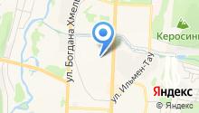 Союзлифтмонтаж-Миасс на карте