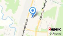РосАвтоСпорт на карте