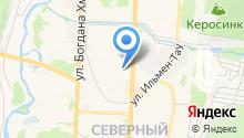 АВТОТЕХКОМПЛЕКТ на карте