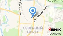 АкадемиЯ на карте