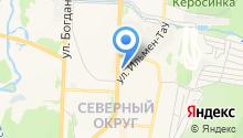 BUDUAR на карте