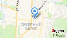 Каюта на карте