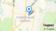 Бюро Обмена на карте