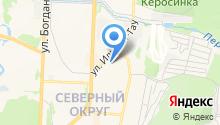 БРИГАДИР74 на карте