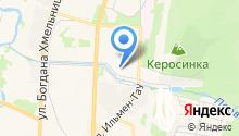 ЖЭК-5 на карте