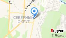 AVG на карте