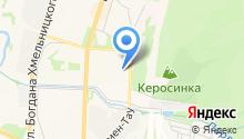 Детский сад №54 на карте