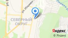 АЗС-Технологии на карте