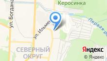 Детальпромсервис на карте