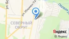 Noise Control Урал на карте