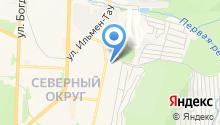 Альянс_ТЭК на карте