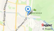 Специальное управление ФПС №29 МЧС России на карте