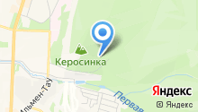 Зонд-Пак на карте