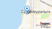 Производственная компания на карте