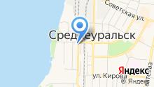 Военно-учетный стол Администрации городского округа г. Среднеуральска на карте